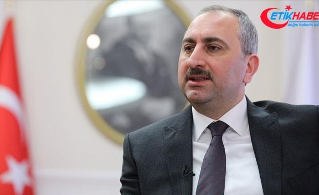 Adalet Bakanı Gül: ABD Temsilciler Meclisi kararı bizim için yok hükmündedir