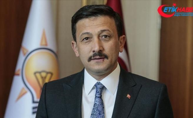 AK Parti'den CHP'ye 'Tunç Soyer' tepkisi