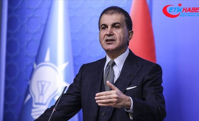 AK Parti Sözcüsü Çelik: Kara propagandaya imza atanlar bir kere daha mahcup oldu