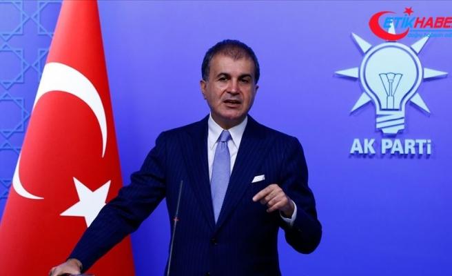 AK Parti Sözcüsü Çelik: Türkiye adaletin tahakkuku için ilkeli süreç yürüttü