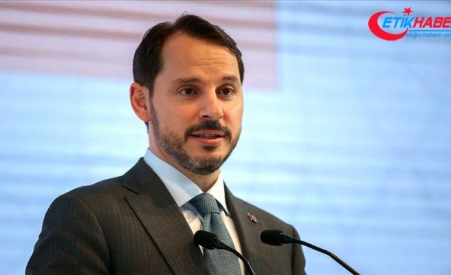 Bakan Albayrak'tan 'reformlar sürecek' mesajı