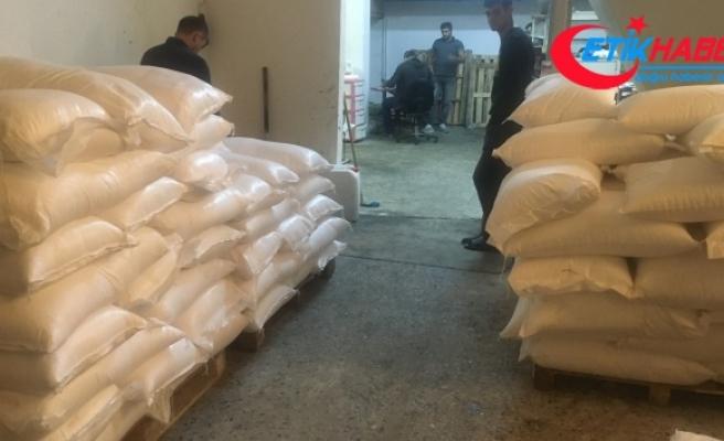 Bayrampaşa'da sahte deterjan operasyonu: 1 gözaltı