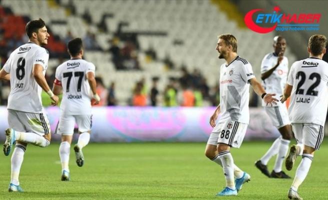 Beşiktaş çıkış arıyor