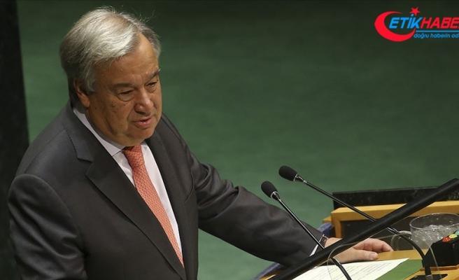 BM Genel Sekreteri Guterres'ten Keşmir sorunu için 'diyalog' çağrısı