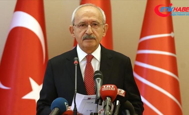 CHP Genel Başkanı Kılıçdaroğlu: Türkiye büyük ve kalıcı hedeflerine mutlaka ulaşacak