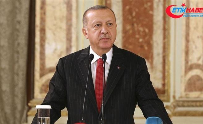 Cumhurbaşkanı Erdoğan: Bizim mücadelemiz Kürtlerle değil, terör örgütleriyledir