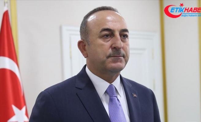 Dışişleri Bakanı Çavuşoğlu, Robert O'Brien ile görüşecek