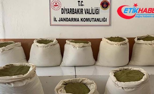 Diyarbakır'da kış öncesi teröre darbe