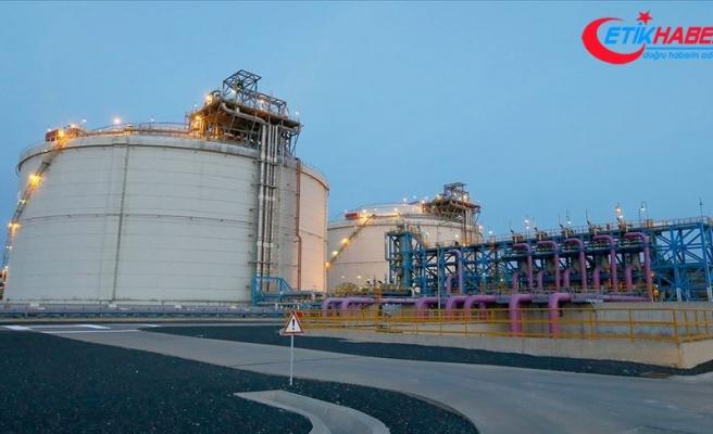 Doğal gaz arz güvenliğinde Türkiye'ye 'tam puan'