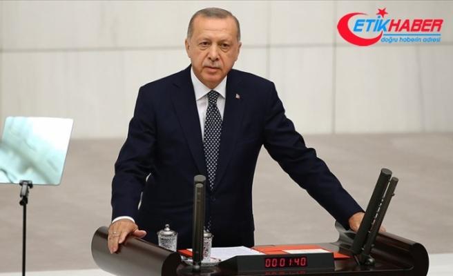 Erdoğan: Terörle arasına mesafe koyan kesimleri ortak paydada buluşmaya davet ediyoruz