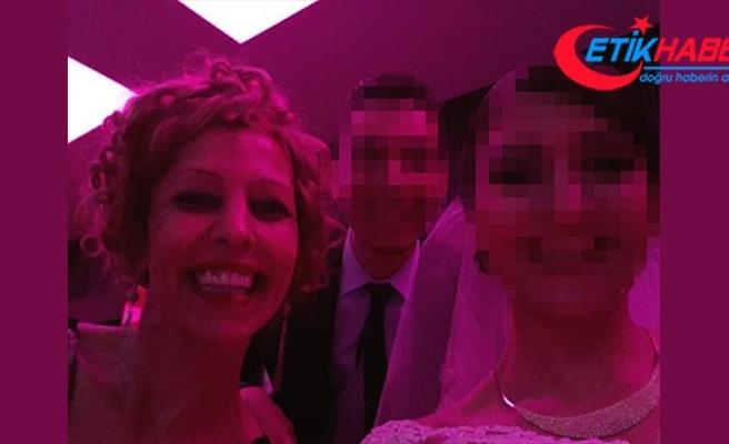 Eşini sevgilisiyle öldürüp, kızına düğün yapmış