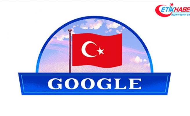 Google'dan Cumhuriyet Bayramı'na özel doodle