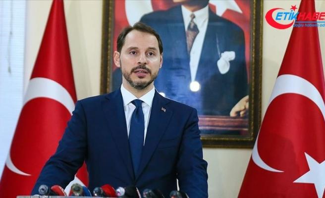 Hazine ve Maliye Bakanı Albayrak: Ekonomide ezberleri bozduk