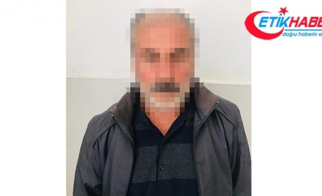 Her yerde aranıyordu Yozgat'ta yakalandı