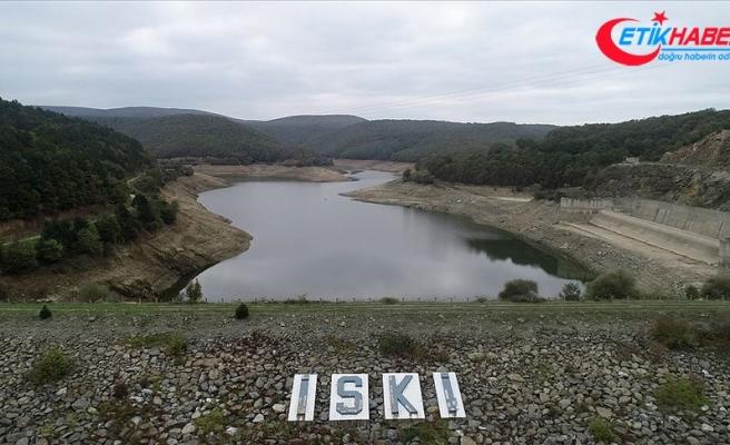 İBB'den İstanbul'daki barajların doluluk oranlarına ilişkin açıklama