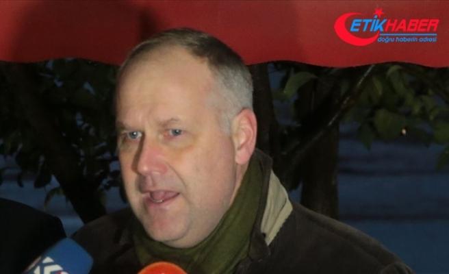 İsveç Sol Parti Başkanı 'YPG' sorusuna cevap veremedi