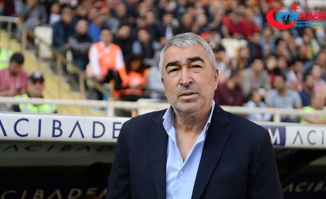 Kayserispor'da Samet Aybaba imzadan 17 gün sonra istifa etti
