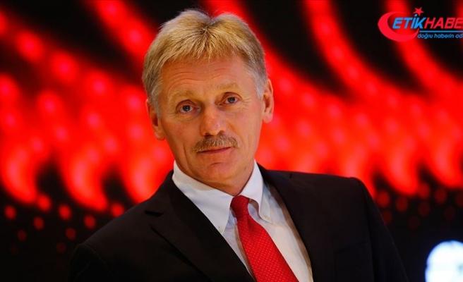 Kremlin Sözcüsü Peskov: Rusya-Türkiye arasında temaslar sürüyor