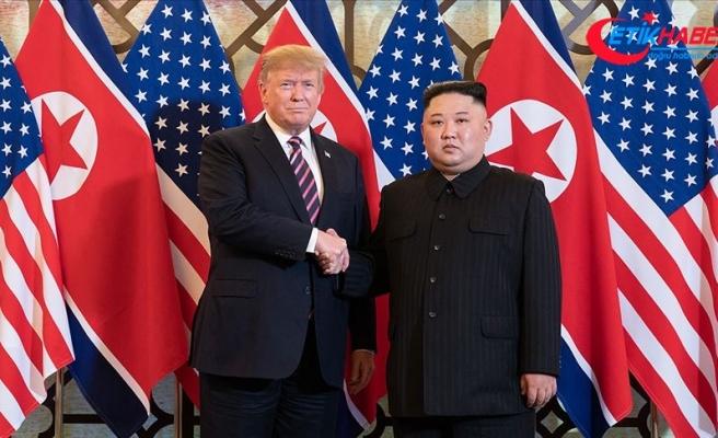 Kuzey Kore'den ABD'ye 'sabrımız taşıyor' mesajı