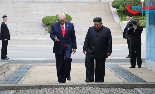 Kuzey Kore ile ABD nükleer görüşmelere yeniden başlıyor