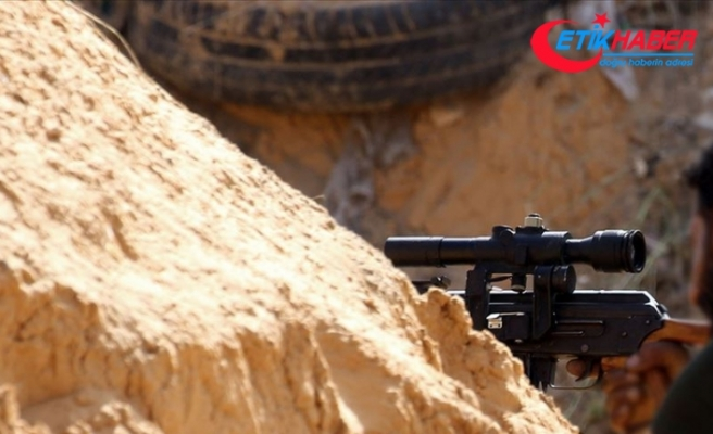 Libya'da Hafter'e bağlı 35 paralı askerin öldürüldüğü iddia edildi