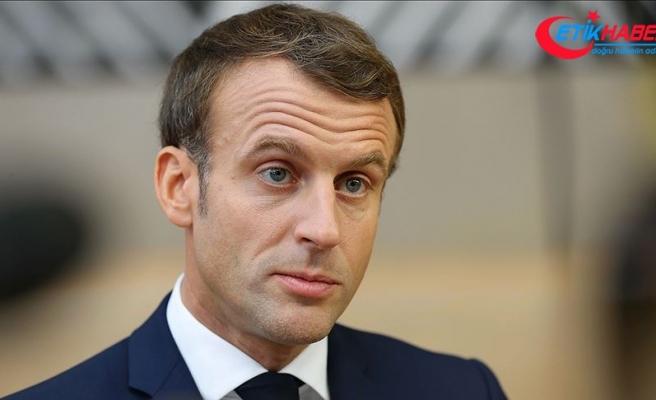 """Fransa Cumhurbaşkanı Macron: """"Bu yaz uluslararası seyahatler sınırlı olacak"""""""