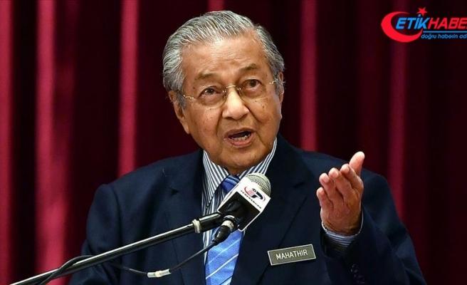 Malezya Başbakanı Mahathir Muhammed: Cammu Keşmir konusunda geri adım atmayız ve değişmeyiz