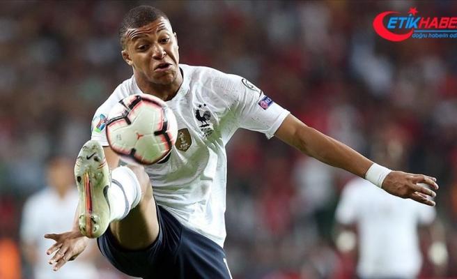Mbappe Türkiye'ye karşı oynayamayacak