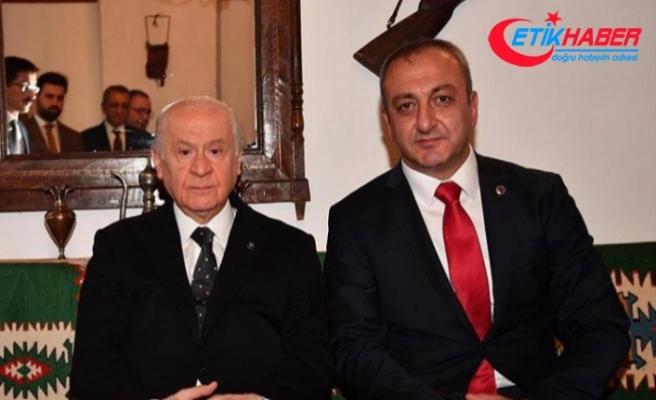 MHP'li Çetinkaya: Barış Pınarı Harekatı uyuşturucu bataklığını da kurutacak
