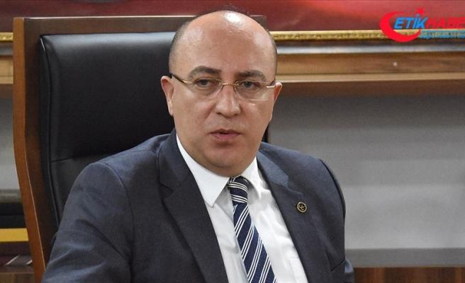 MHP Genel Başkan Yardımcısı Yönter: ABD PKK'ya, YPG'ye ve PYD'ye bakışında sınıfta kalmıştır