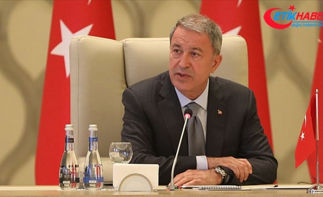 Milli Savunma Bakanı Akar: Rusya ile görüşmelerde büyük ölçüde mutabakat sağlandı