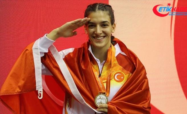 Milli sporcu Ece Çakır: Türk'ün gücünü tüm dünyaya göstermek istedim