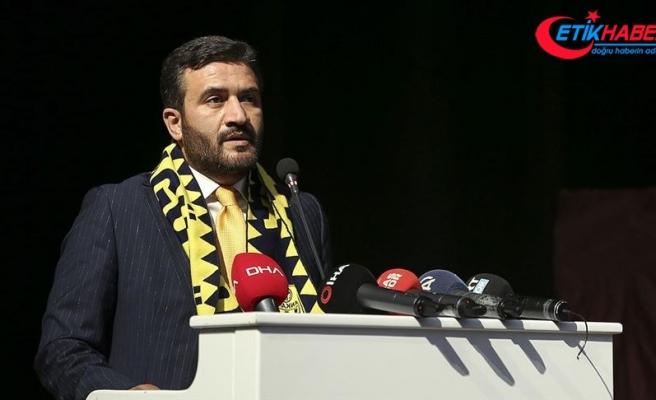 MKE Ankaragücü yeni başkanıyla sıkıntıları aşacak