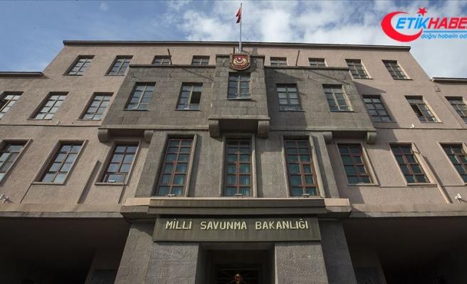 MSB: Ankara'ya gelen Rus askeri heyeti ile ikinci gün çalışmaları tamamlandı