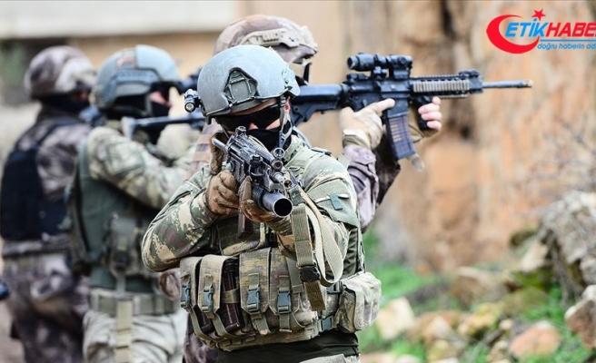 Muş'ta iki terörist etkisiz hale getirildi
