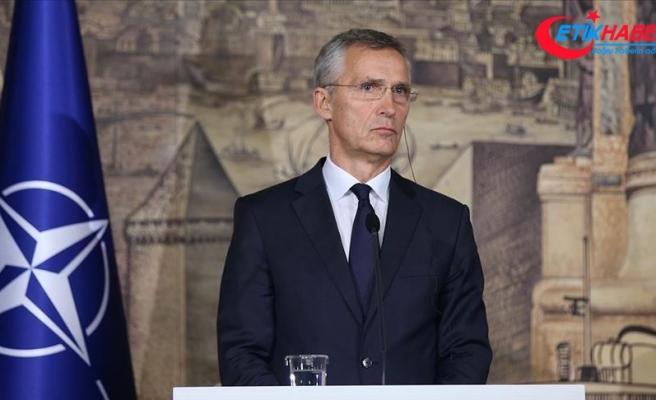 NATO Genel Sekreteri Stoltenberg: Savunmaya yatırım yapmaya devam etmeliyiz