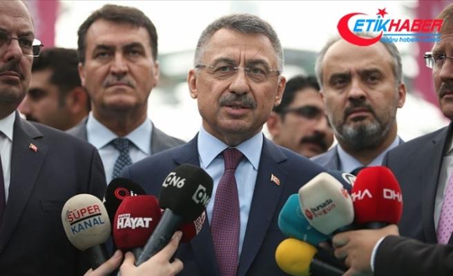 Oktay: Türkiye artık senaryo yazılan değil senaryoları yazan bir ülke