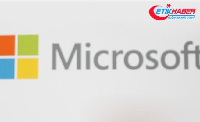 Pentagon'un 10 milyar dolarlık 'bulut' ihalesini Microsoft kazandı