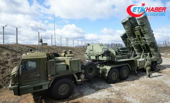 Rusya, S-500 hava savunma sistemlerinin tüm testlerini tamamladı