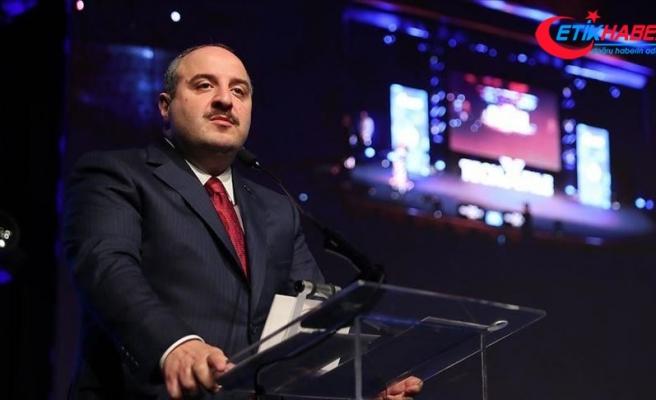 Sanayi ve Teknoloji Bakanı Varank: Akıllı şehirler 10 yılda 20 trilyon dolarlık katkı sağlayacak