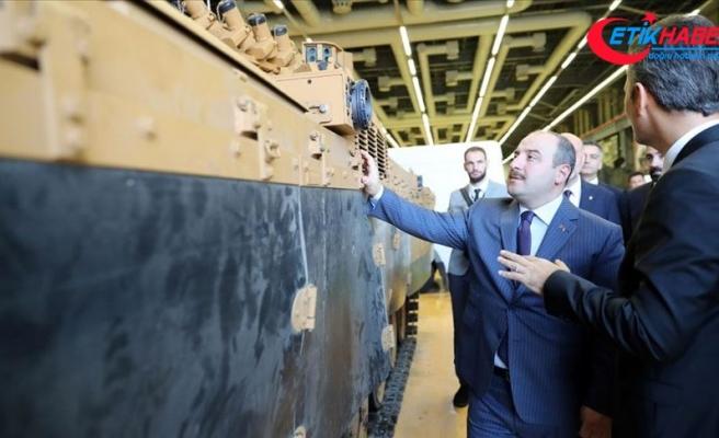 Sanayi ve Teknoloji Bakanı Varank'tan 'savunma sanayisinde koordinasyon' vurgusu