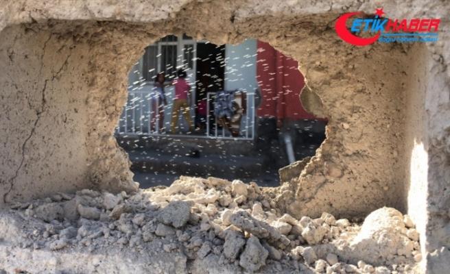 Terör örgütü YPG/PKK'nın saldırısında çocuklar yaralandı