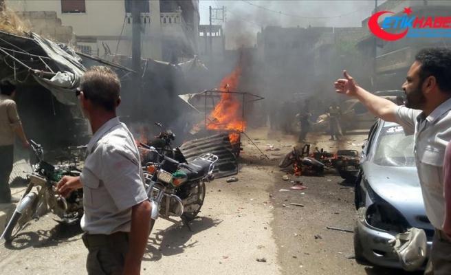 Terör örgütü YPG/PKK'nın düzenlediği saldırılarda 6 sivil hayatını kaybetti