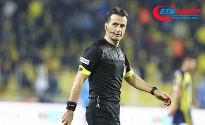 TFF, hakem Suat Arslanboğa'nın sözleşmesini feshetti