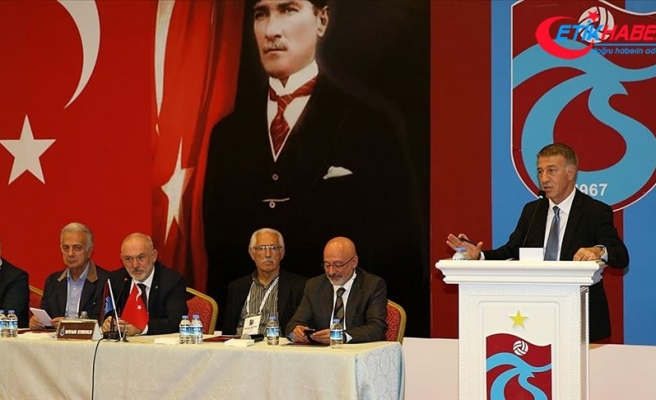Trabzonspor Başkanı Ağaoğlu: Trabzonspor 2000'den sonra ilk defa borç azalttı
