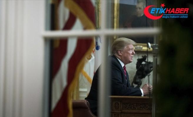 Trump'tan azil soruşturmasına 'darbe' benzetmesi