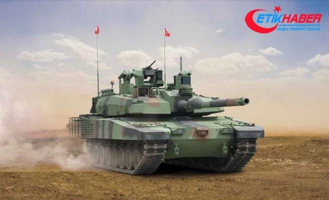 """""""TSK 24 ay sonra Altay'ı harp sahasında kullanacak"""""""