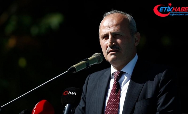 Ulaştırma ve Altyapı Bakanı Turhan: Bu coğrafyada raconu Türk milleti keser, onun lideri keser