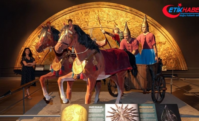 Van Müzesi'ni 26 bin kişi ziyaret etti