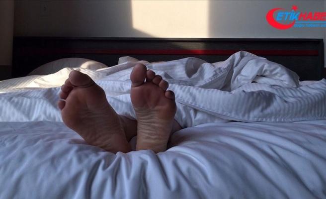5 yıl kullanılan bir yatakta 10 milyon mite yaşıyor